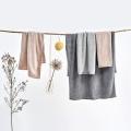 Nachhaltige Handtücher Bambus HOP Design Pure