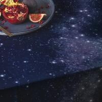 Sternen Tischdecke von Foonka