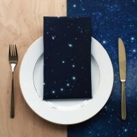 Sternen Optik Stoffservietten von Foonka