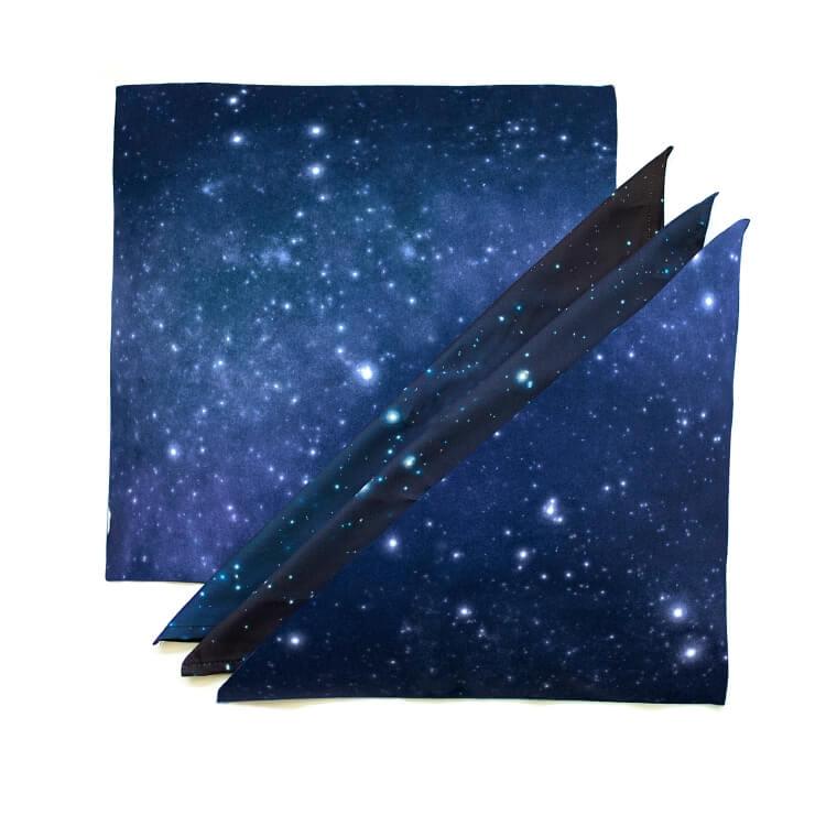 Foonka Sternen Stoffservietten