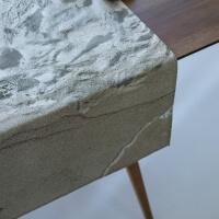 Ostsee Sandstrand Tischläufer Foonka