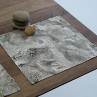 Foonka Ostsee Sandstrand Stoffservietten