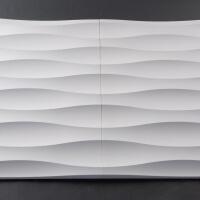 3D Wand aus Holz 020, fugenlose Verbindung