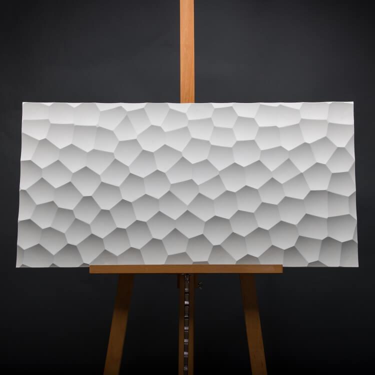 3D Wandpaneel MDF 088 aus MDF-Holz