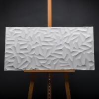 3D Wandpaneel MDF 060 aus MDF-Holz