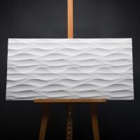 3D Wandpaneel MDF 039 aus MDF-Holzplatten