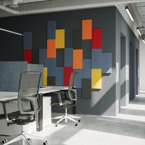 Büro Raumakustik Openspace