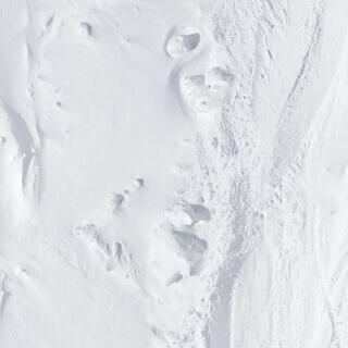 Schnee Bettwäsche HAYKA Foonka