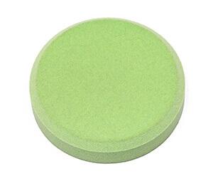 fluffo Farbe Green apple