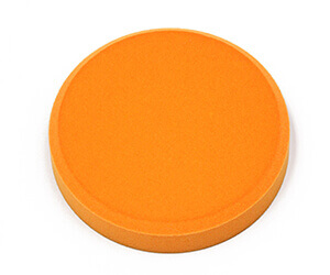 fluffo Farbe Neon orange