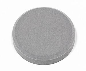 fluffo Farbe Oxidised silver